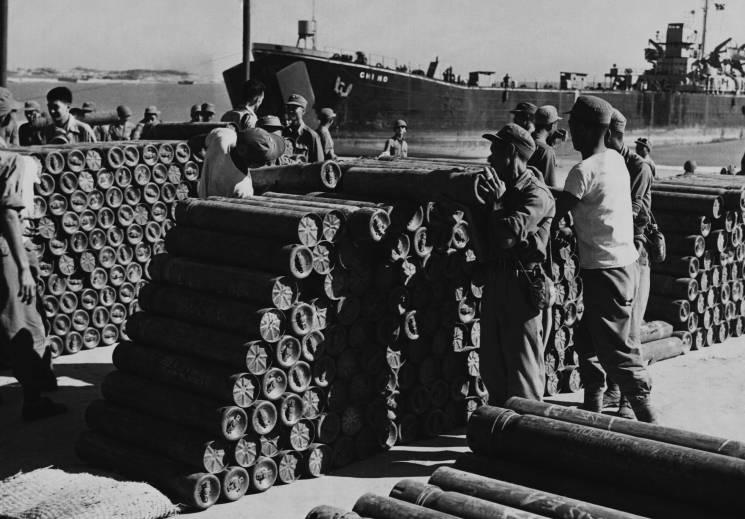soldier stack artillery shells