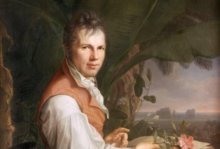 Alexandre Von Humboldt